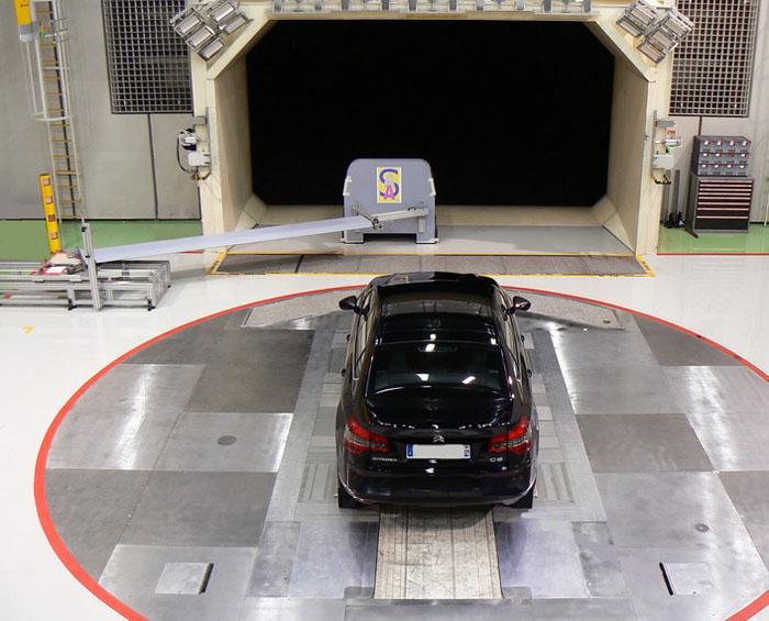 Simulation de suivi de véhicule